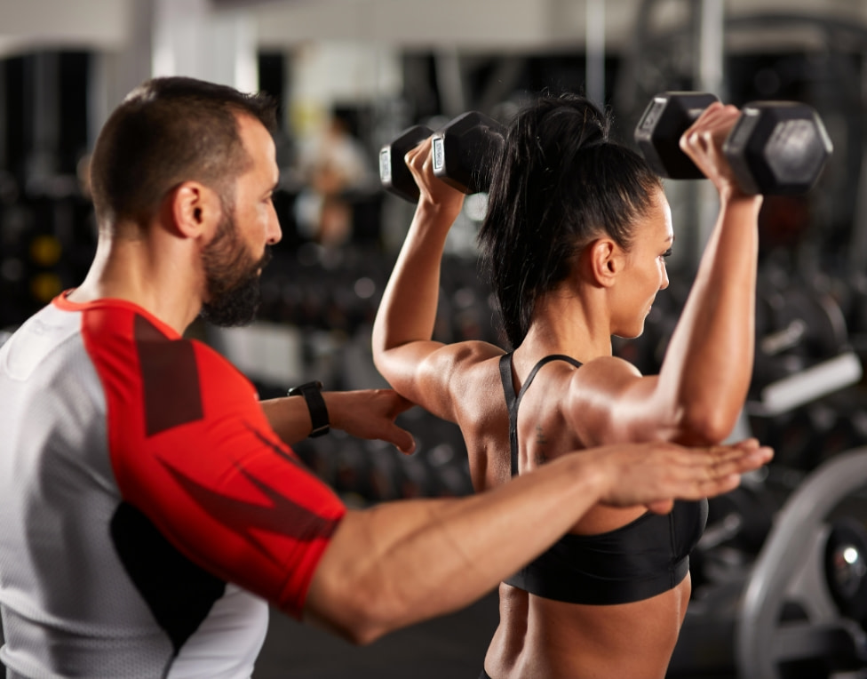 become a personal trainer in Mauritius